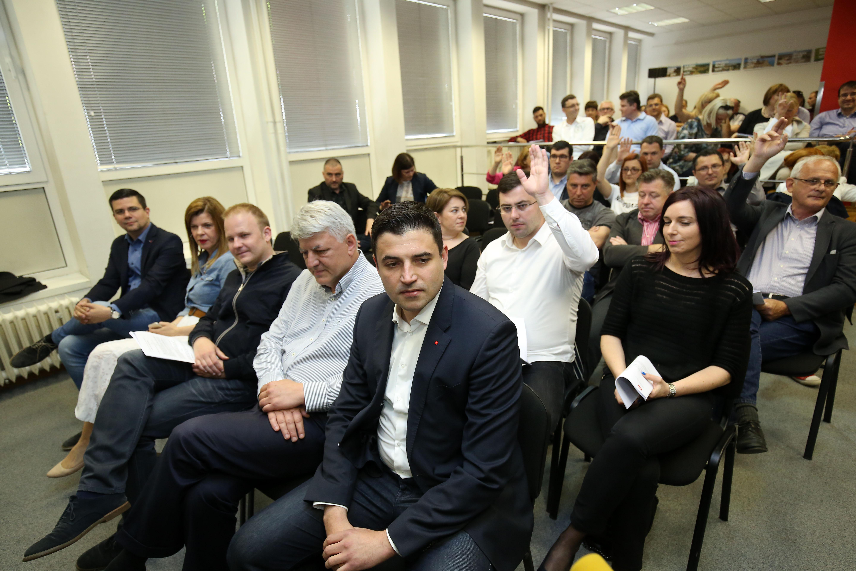 SDP prihvatio pravila za županijske izbore