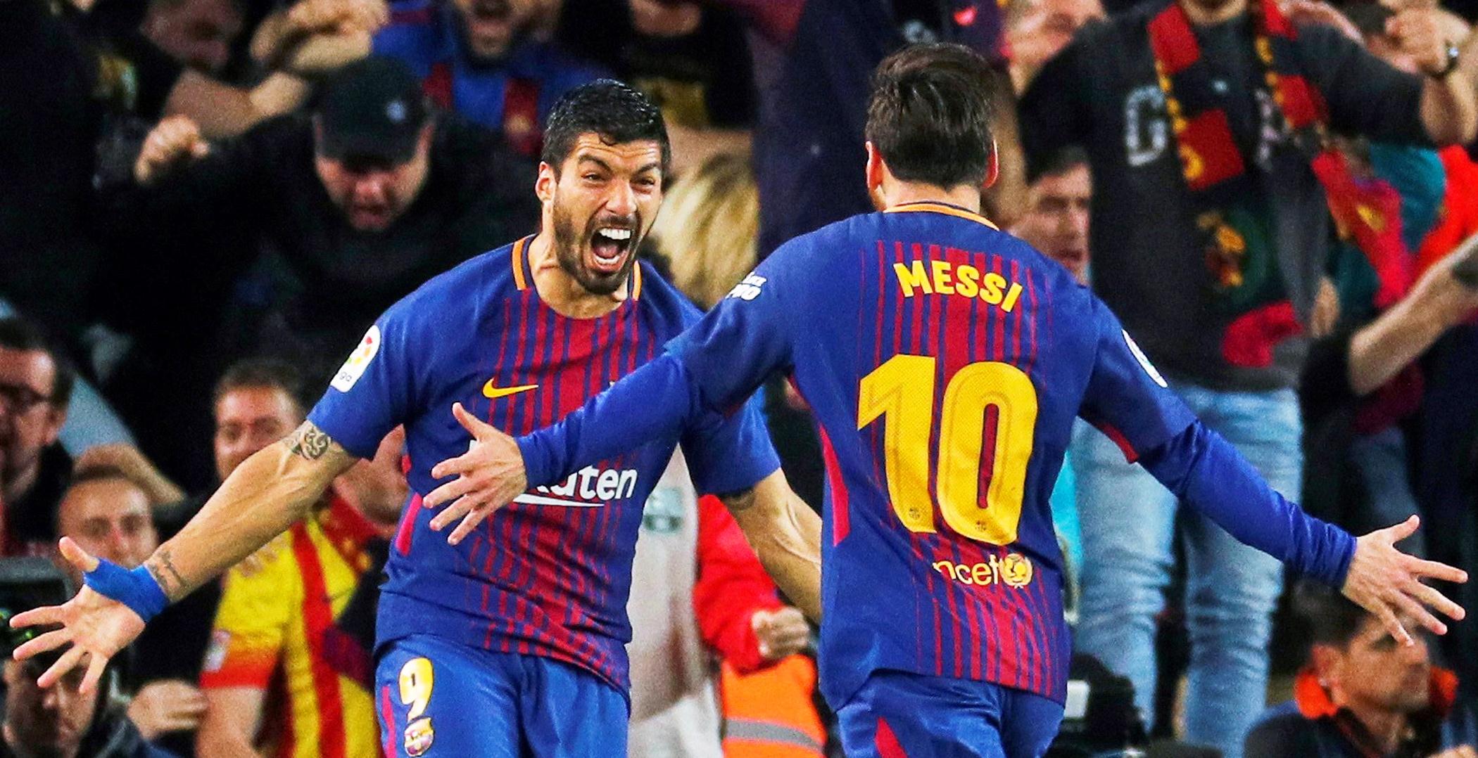 Barcelona – Real Madrid 2-2