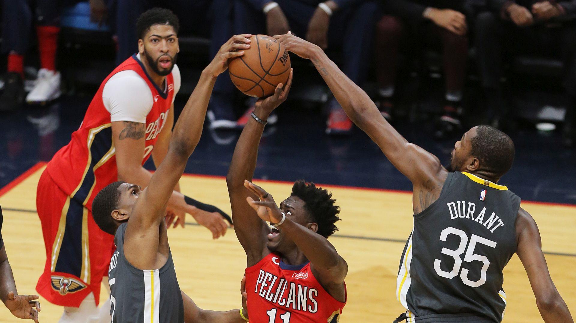 NBA Golden State i Houston u finalu Zapada