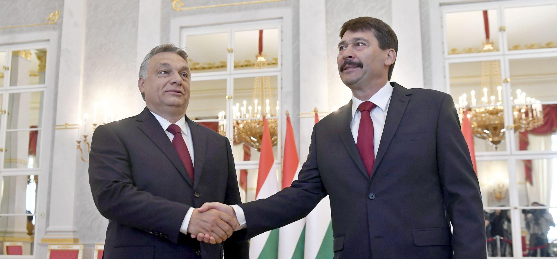 Viktor Orban počinje novi mandat