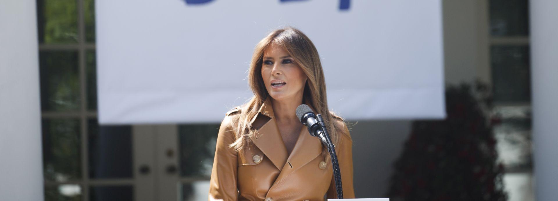 Melania Trump otpuštena iz bolnice, odmara se u Bijeloj kući