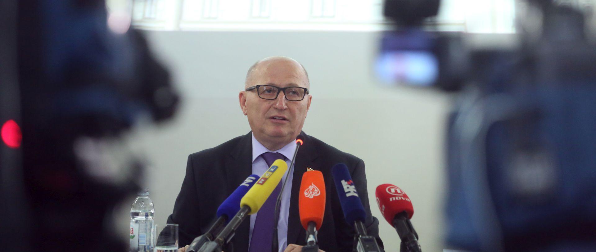 """ŠEPAROVIĆ: """"Niti me Brkić zvao, niti Crnjac ima predmet na Ustavnom sudu"""""""