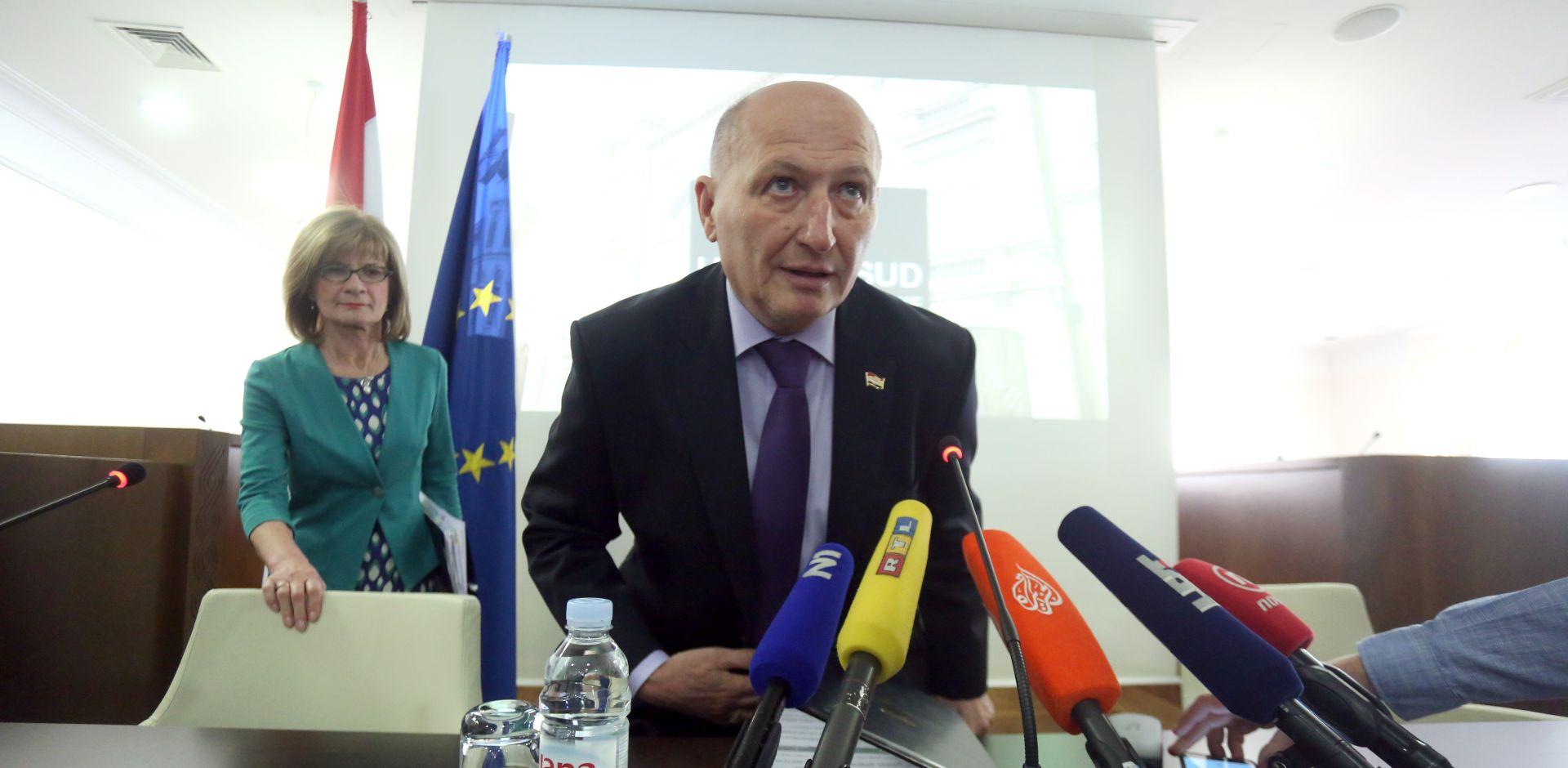 """ŠEPAROVIĆ """"Na čelu Povjerenstva za sukob interesa trebao bi biti šef Vrhovnog suda"""""""