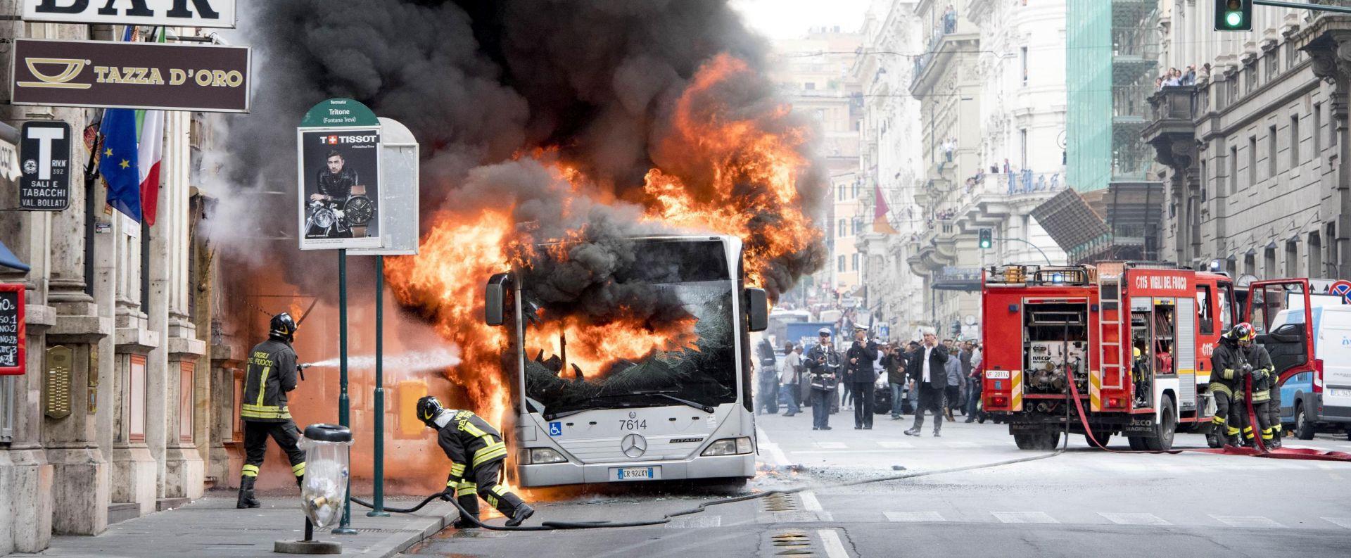Rimljani kažu da im je gradski prijevoz gori od terorista