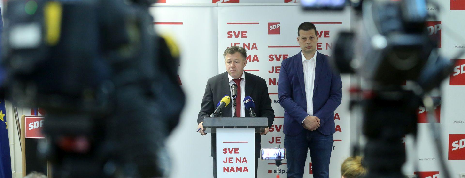 """SDP """"Vlada se ruga građanima"""""""
