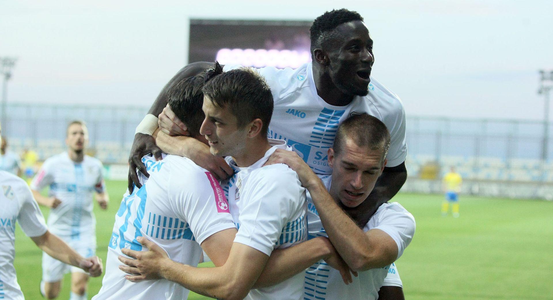 Rijeka slavila u posljednjem ovosezonskom derbiju protiv Hajduka
