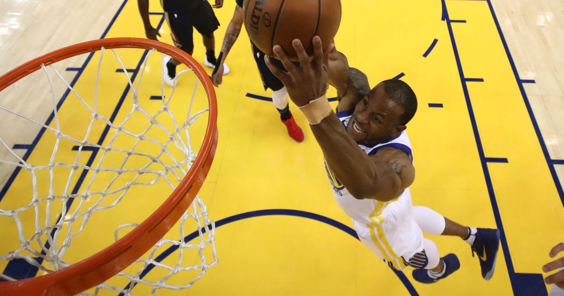 NBA Golden State poveo u finalu Zapada