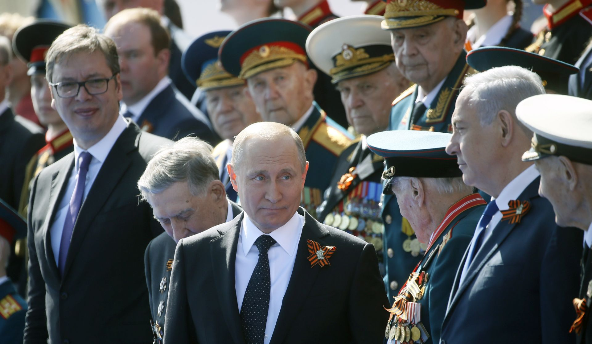 """PUTIN: """"G7 bi trebale prestati s tim domišljatim trabunjanjem"""""""