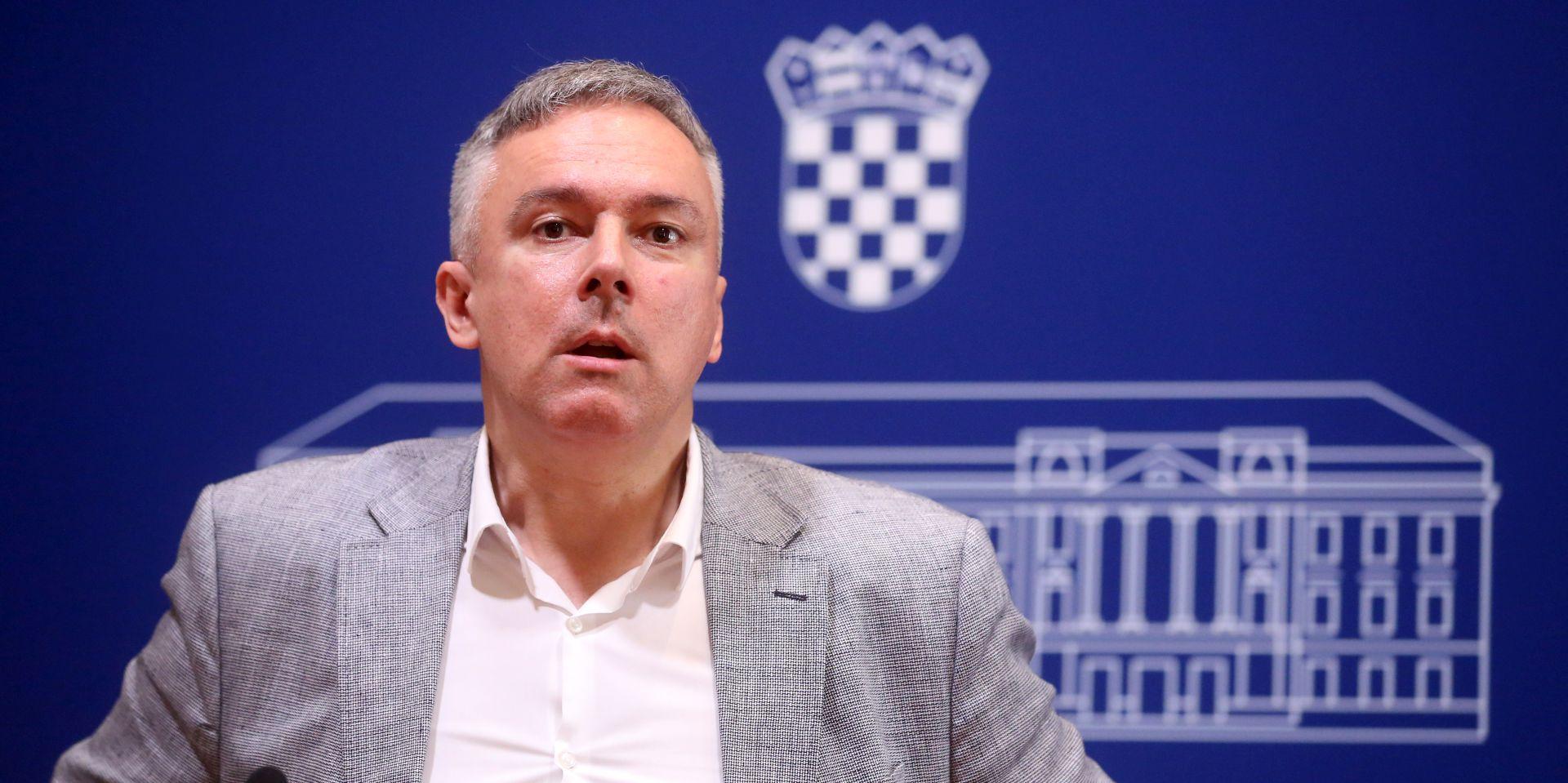 'Ostavka Dalić nije kraj'