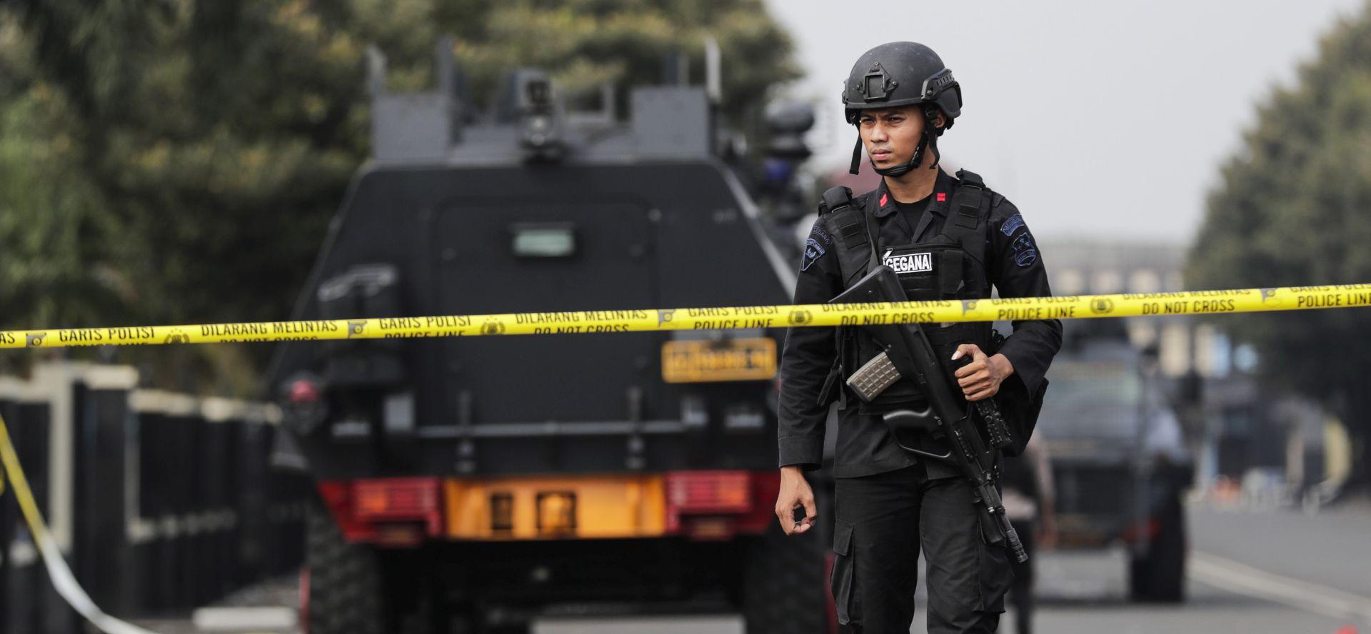 VIDEO: Novi samoubilački napad u Indoneziji, četvorica napadača ubijena