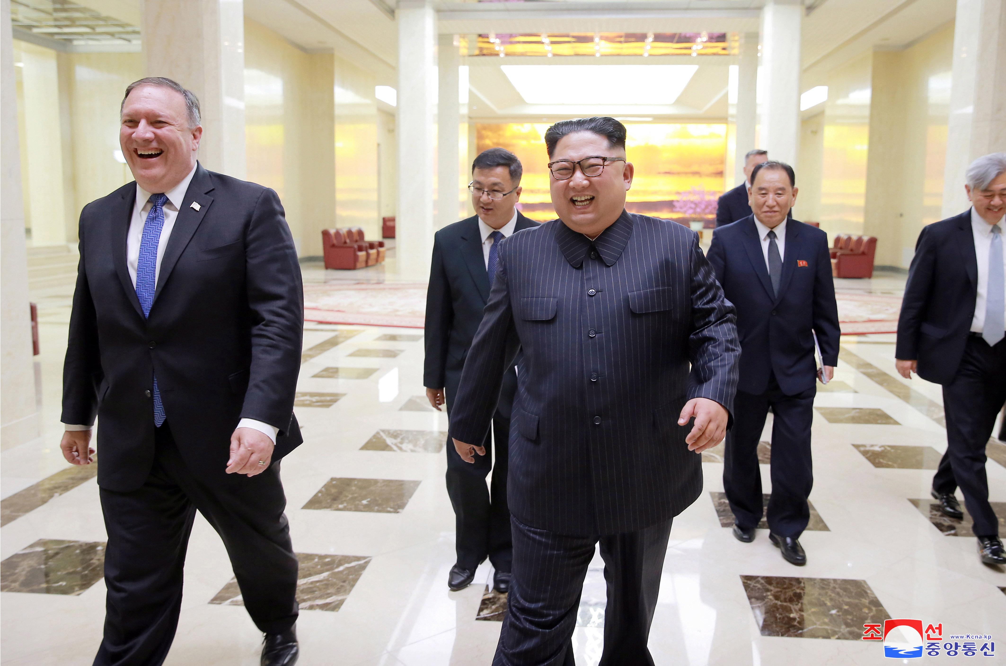 Pyongjang nezadovoljan američkim zahtjevima oko denukelarizacije