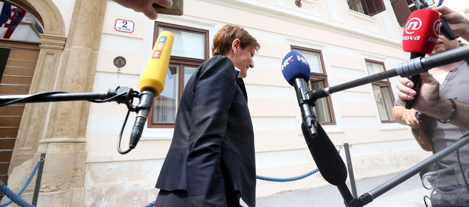 """MARTINA DALIĆ: """"Vrijeme je da se Todorić suoči sa svojim greškama"""""""