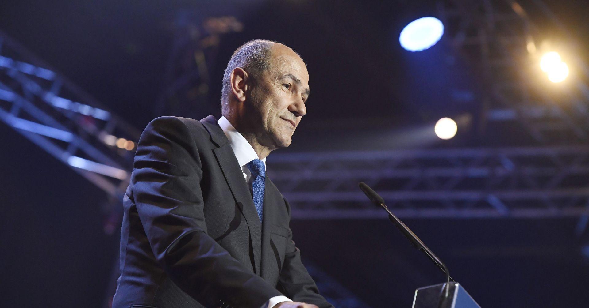 Slovenija: Parlament potvrdio Janšu za mandatara nove vlade