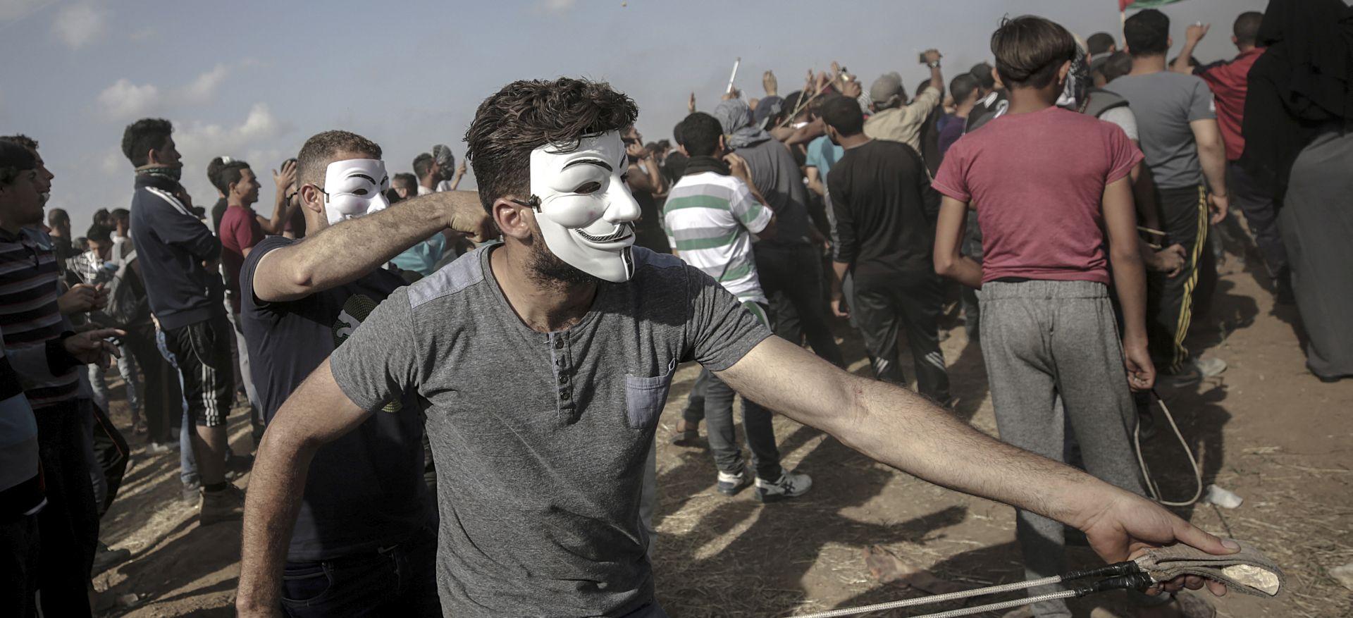 U nemirima zbog otvaranja američkog veleposlanstva ubijeno 7 Palestinaca