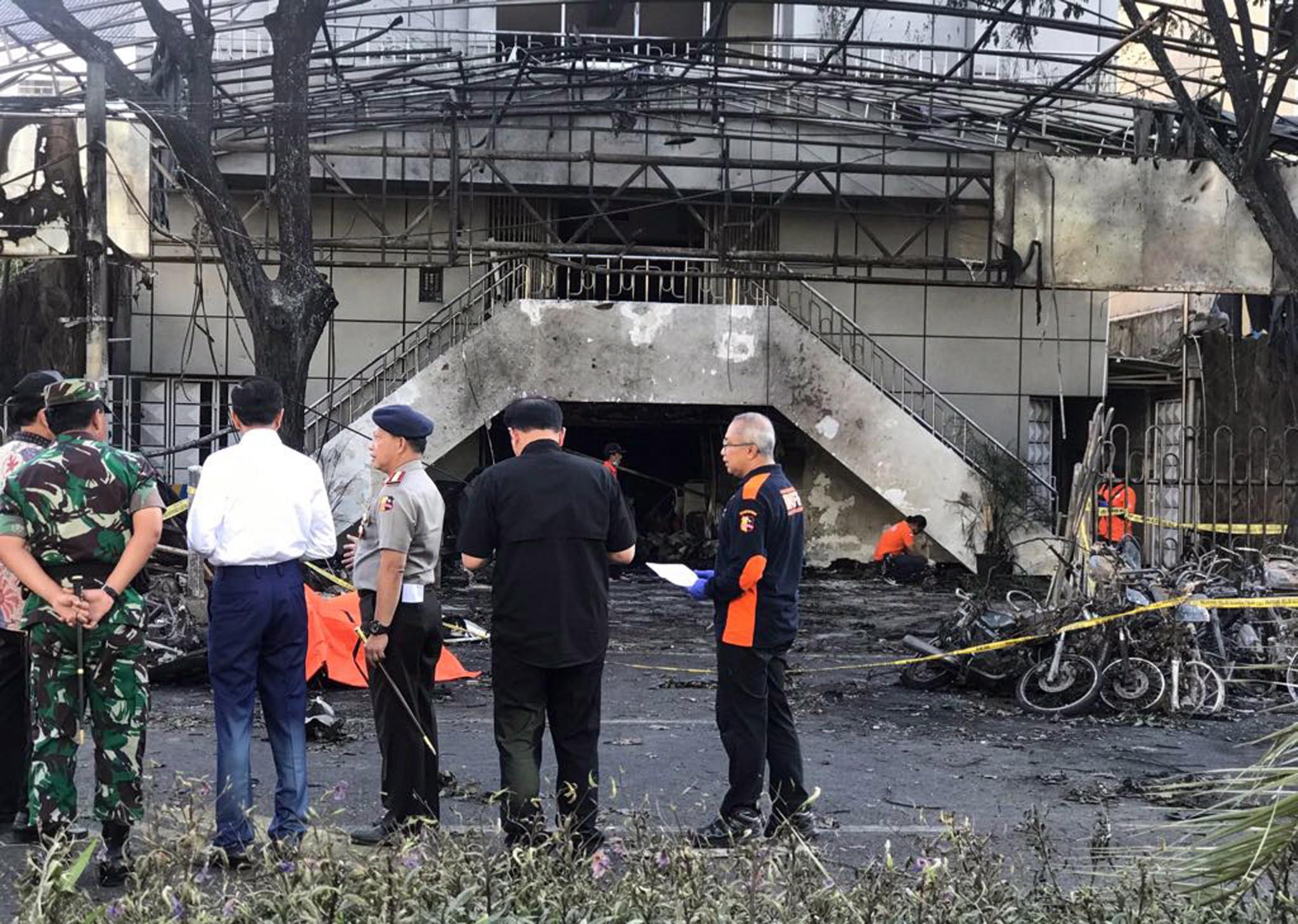 IS preuzela odgovornost za napade na crkve u Indoneziji