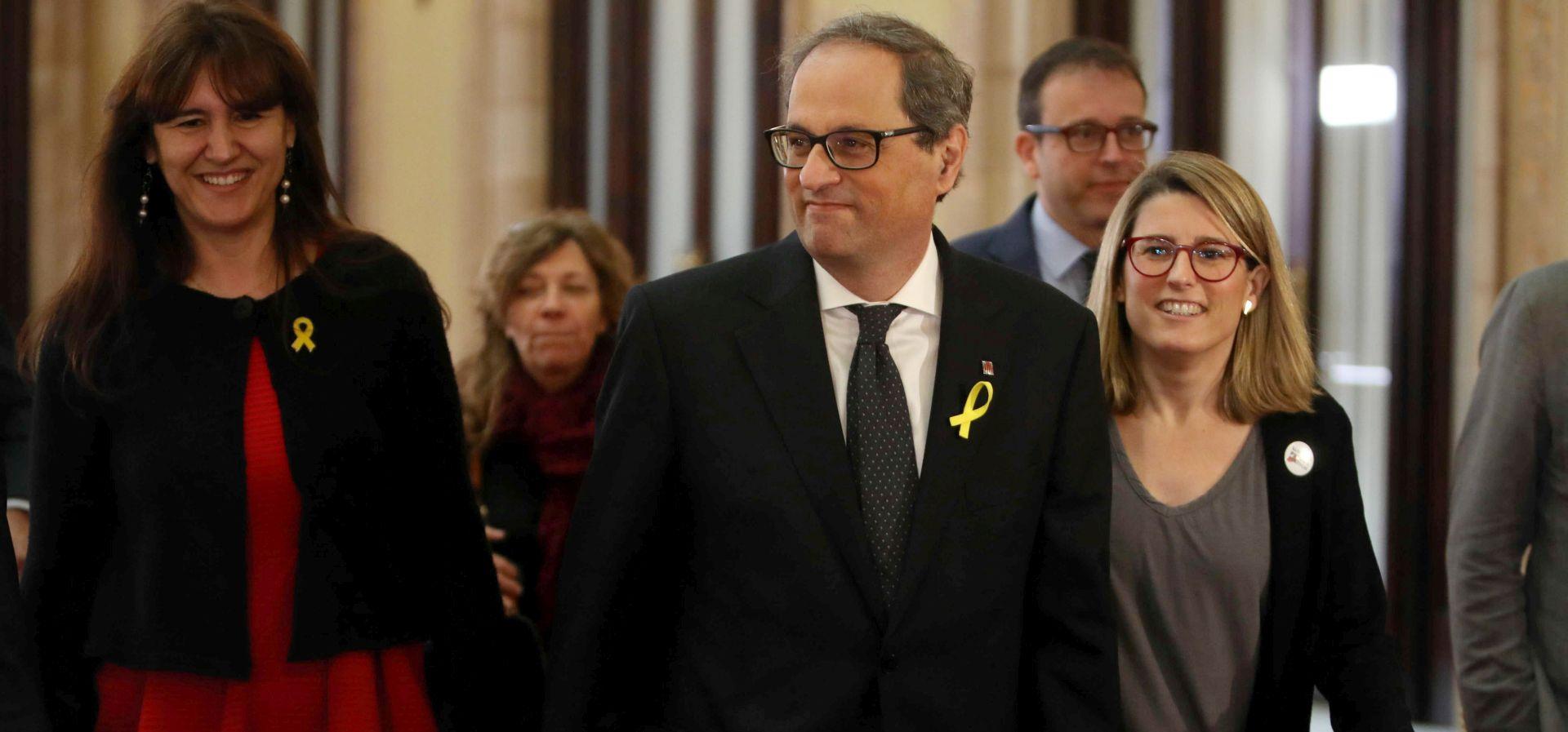 Katalonija nakon pet i pol mjeseci dobila predsjednika vlade
