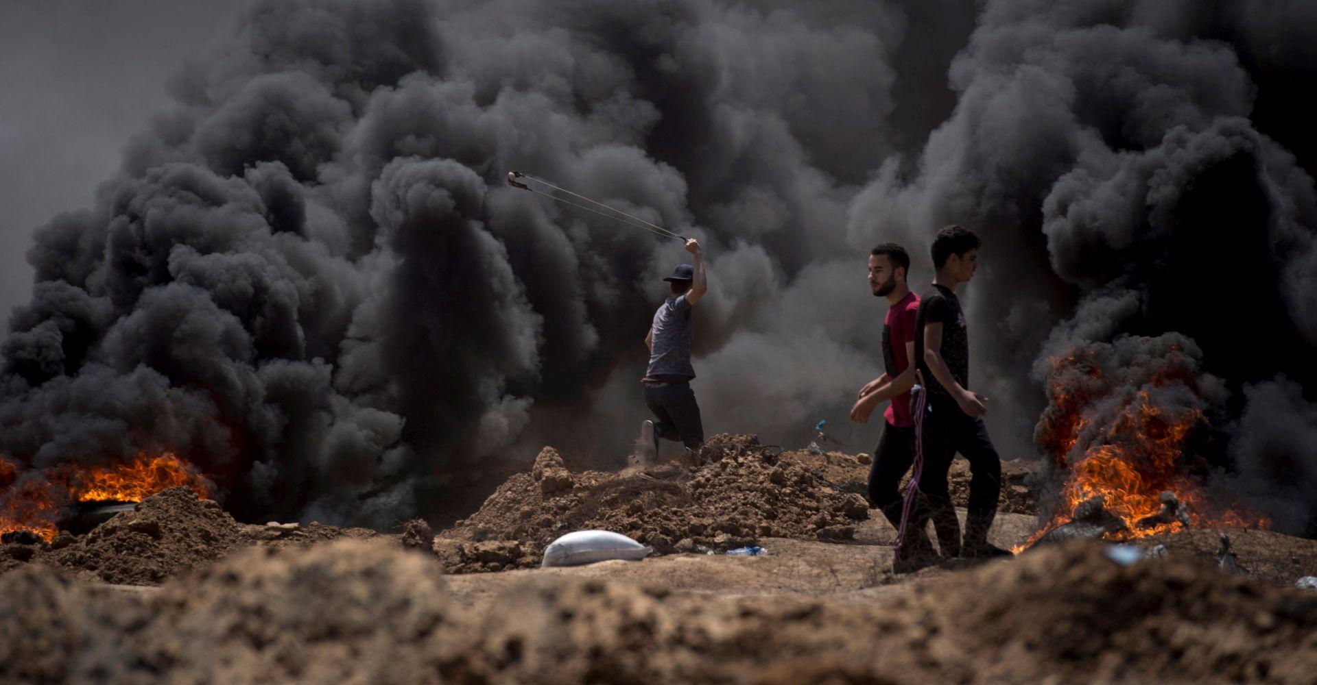 SAD u UN-u blokirao zahtjev za neovisnu istragu o događajima u Gazi