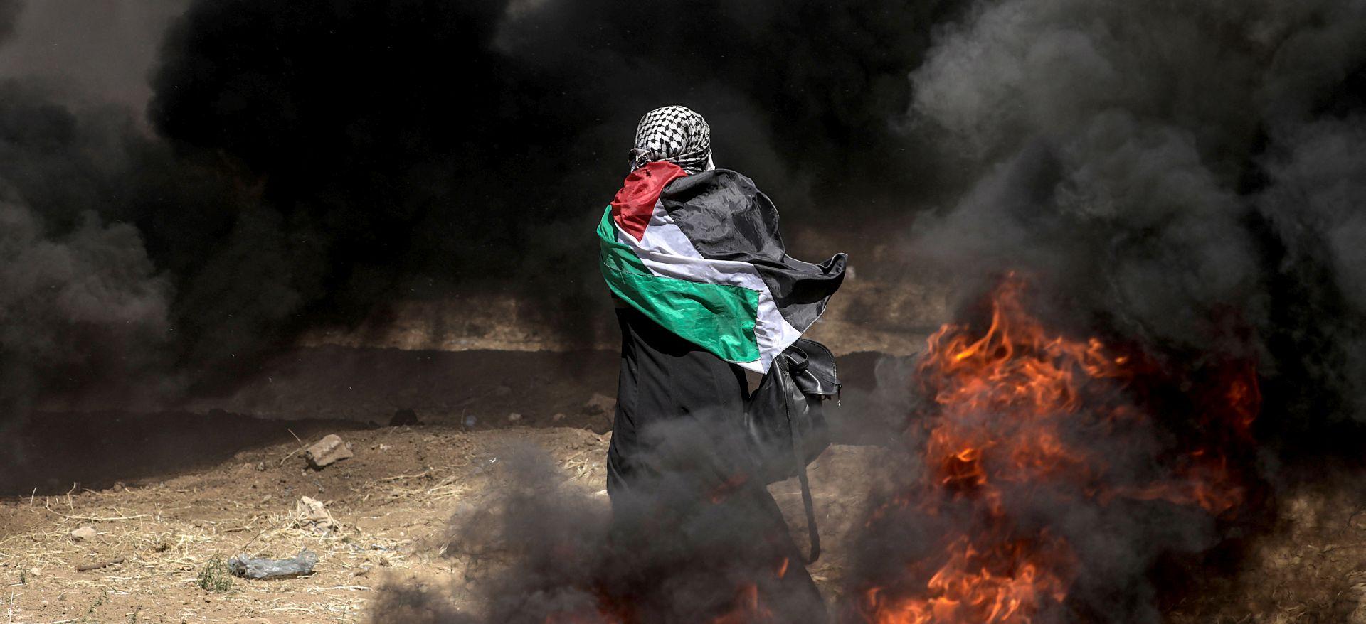 EUROPSKA KOMISIJA Zajednička uprava sa Zapadnom obalom jedini put prema miru u Gazi