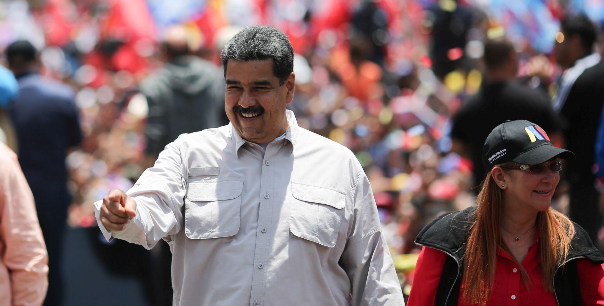 Maduro pobijedio na venezuelskim predsjedničkim izborima