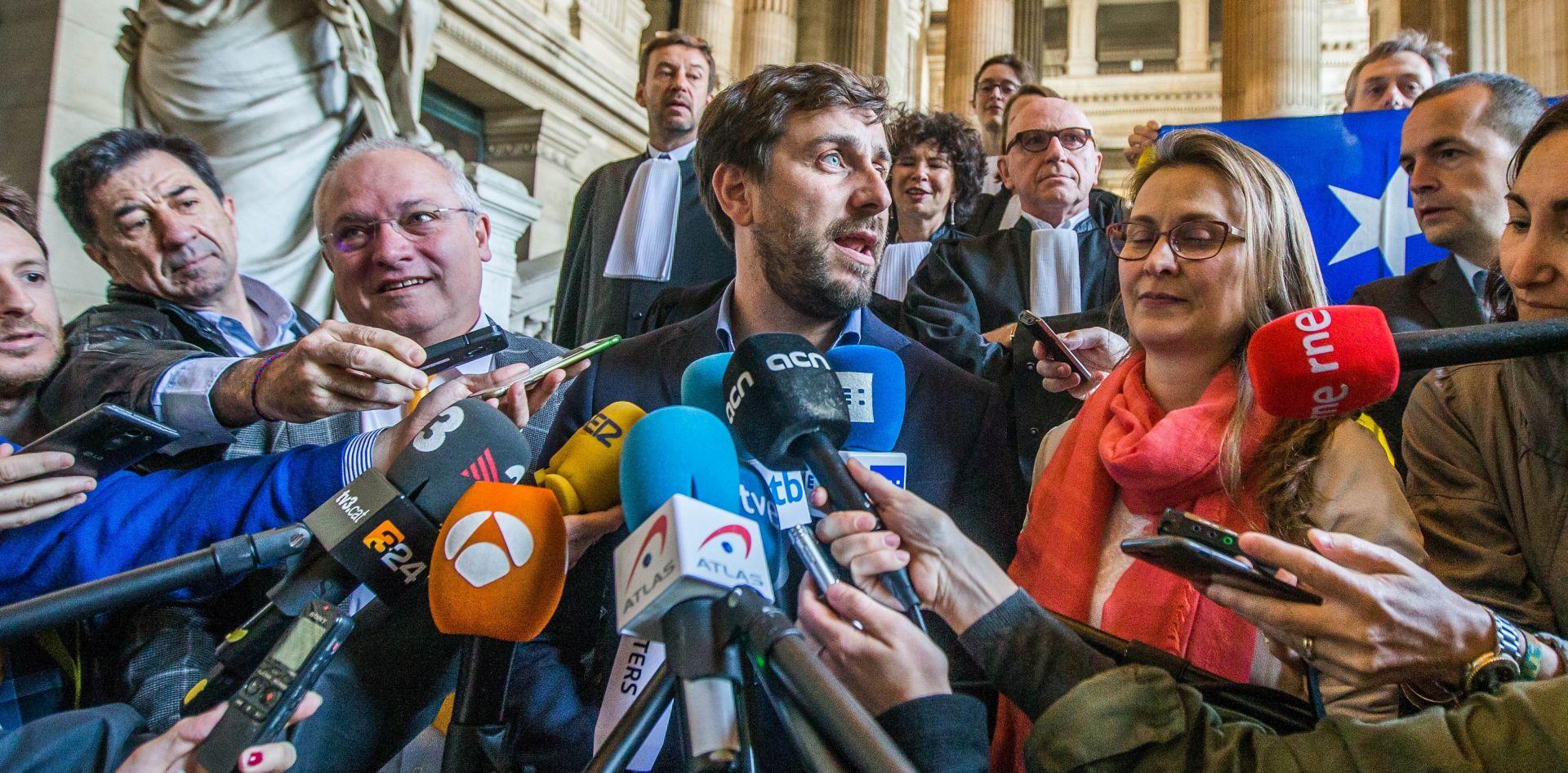 Belgija ne želi izručiti troje bivših katalonskih čelnika
