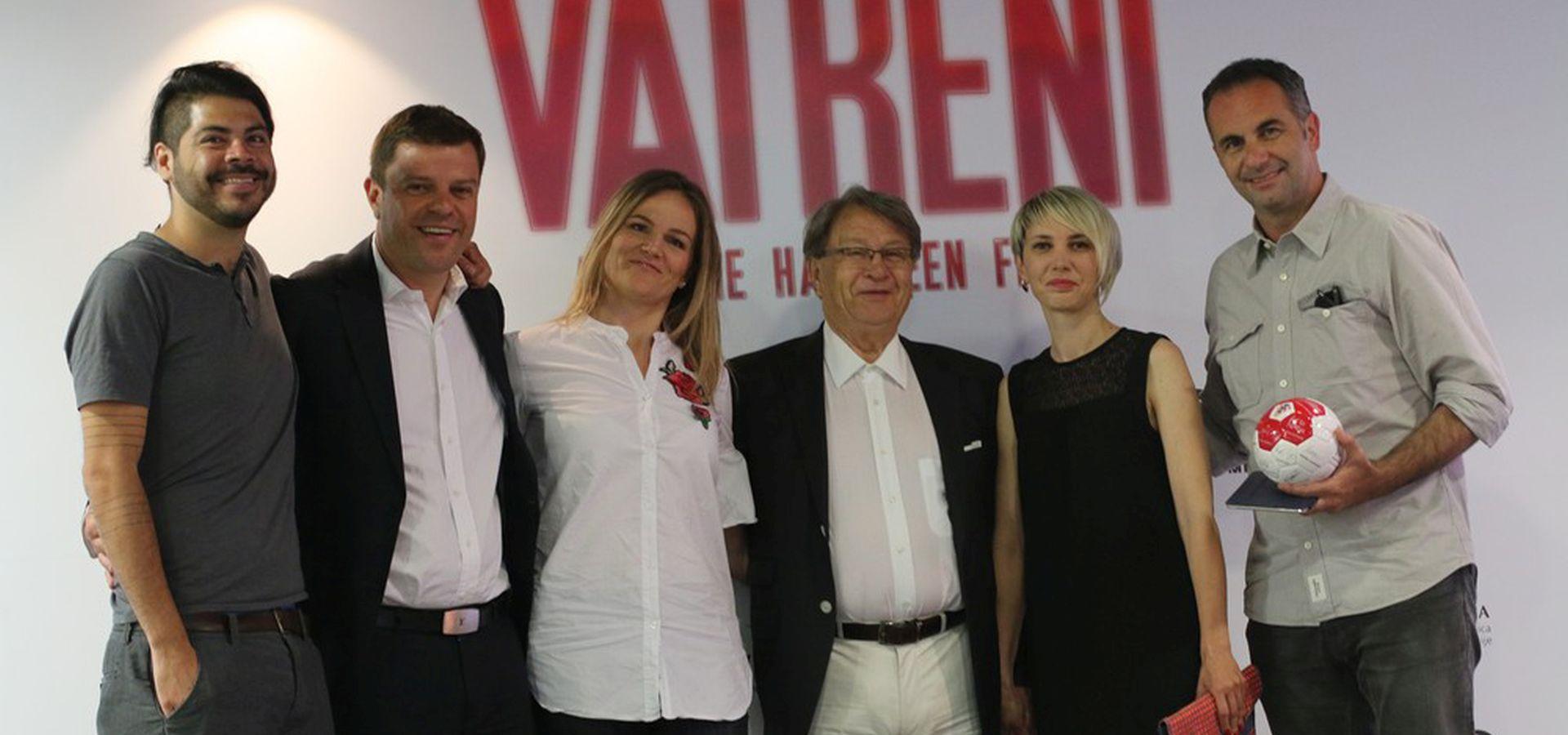 "Predstavljen dokumentarni film ""Vatreni"""