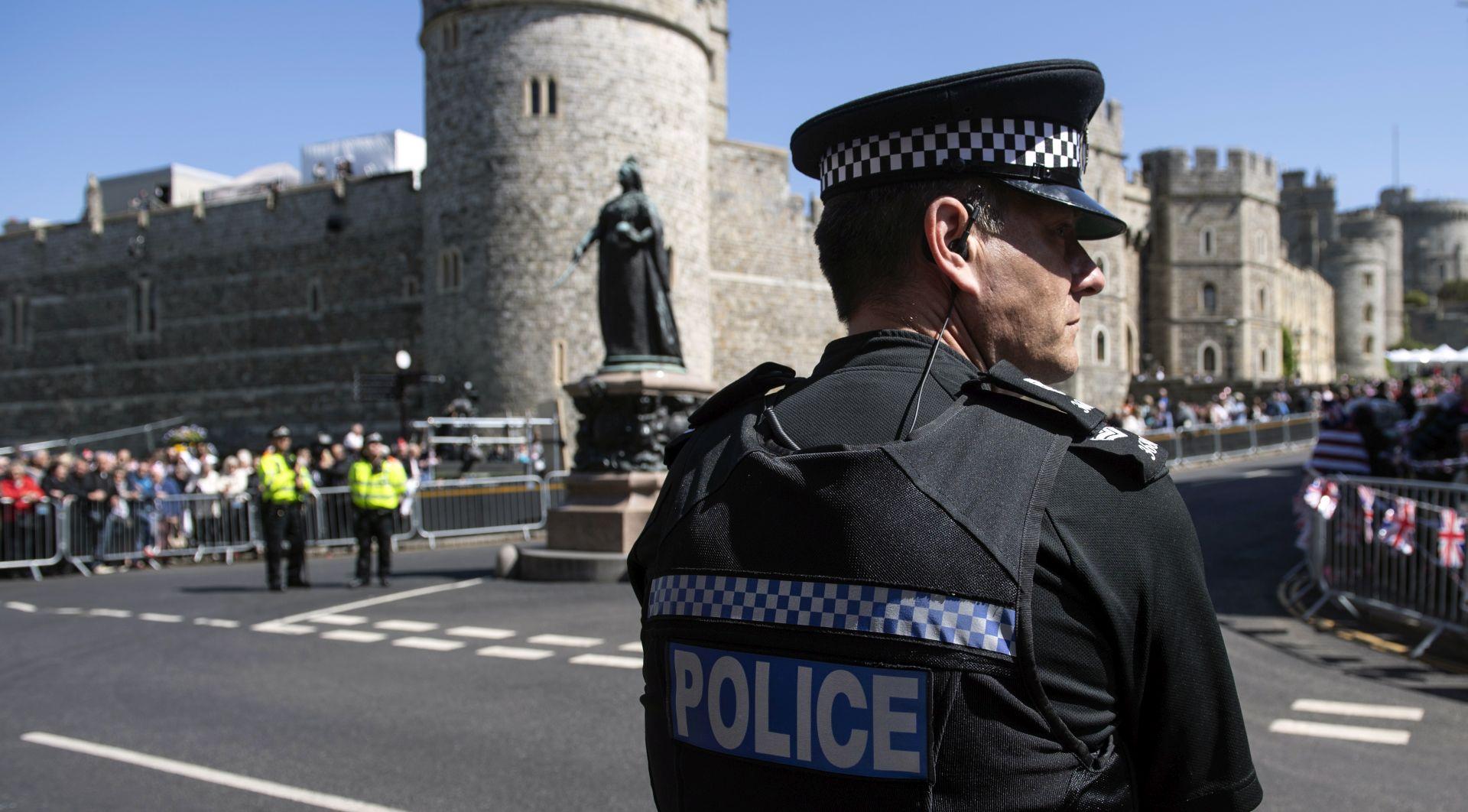 Dan uoči kraljevskog vjenčanja Windsor pretvoren u tvrđavu