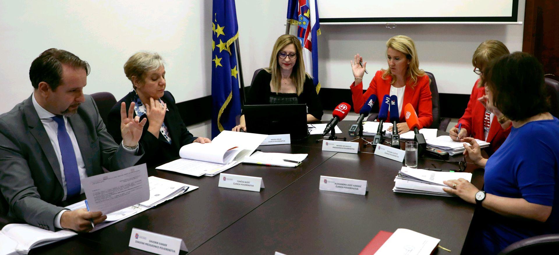 Povjerenstvo pokreće postupak protiv Martine Dalić