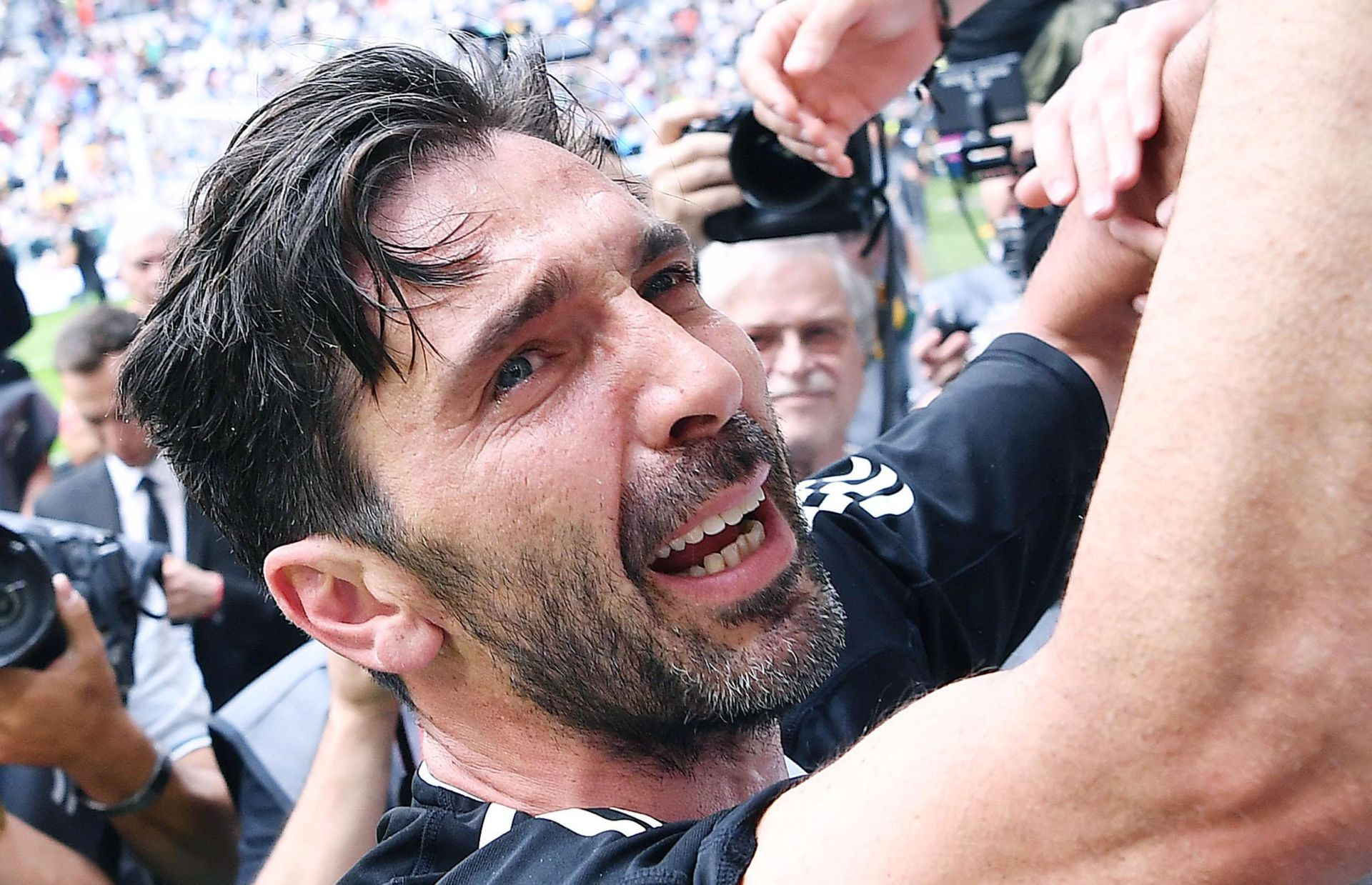Buffon će produžiti ugovor s Juventusom