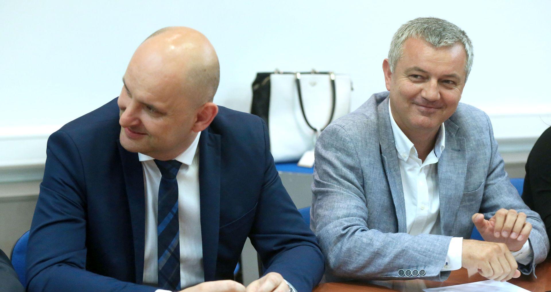 Sabor potvrdio Darka Horvata i Tomislava Tolušića
