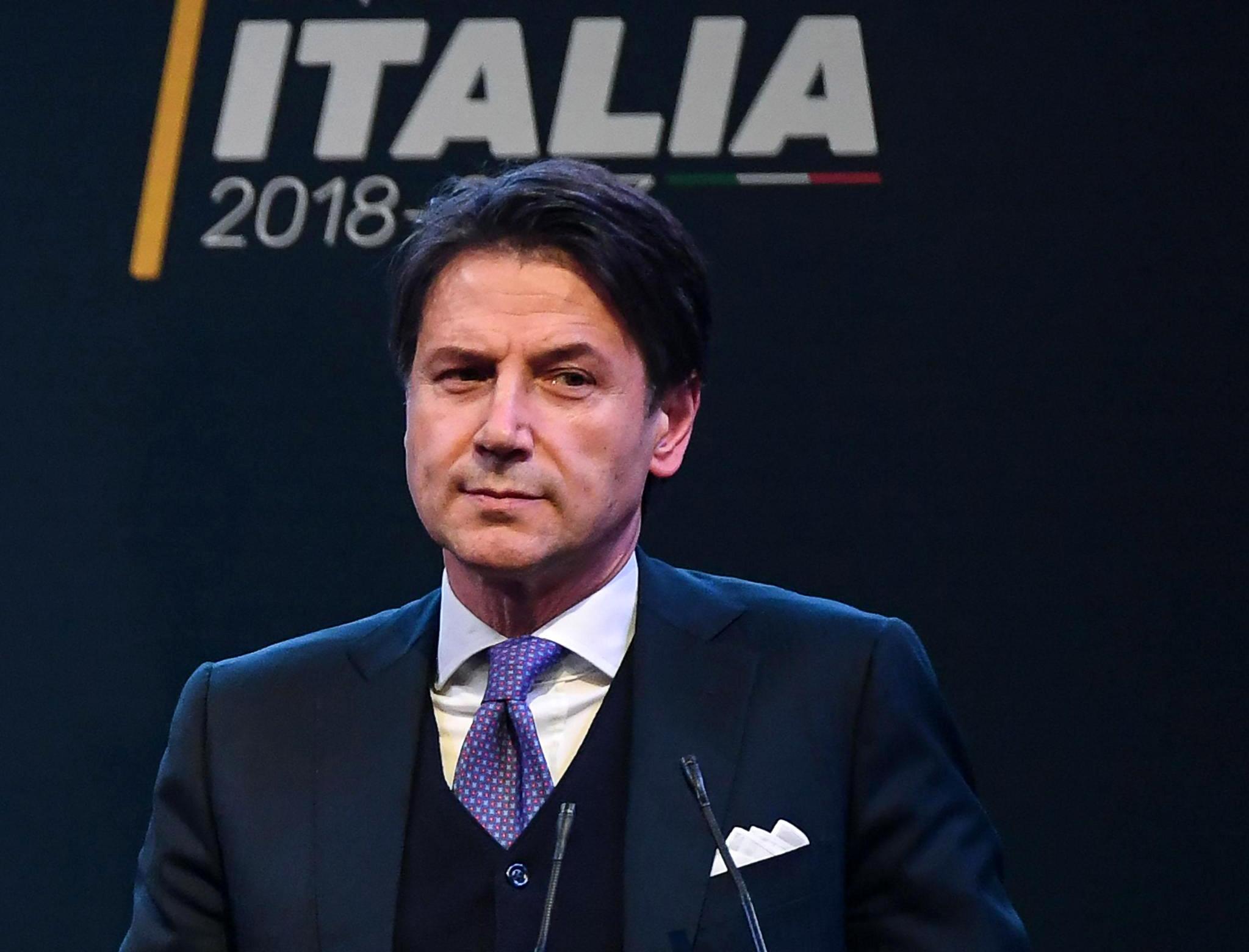Talijanski profesor prava Giuseppe Conte kandidat za premijera