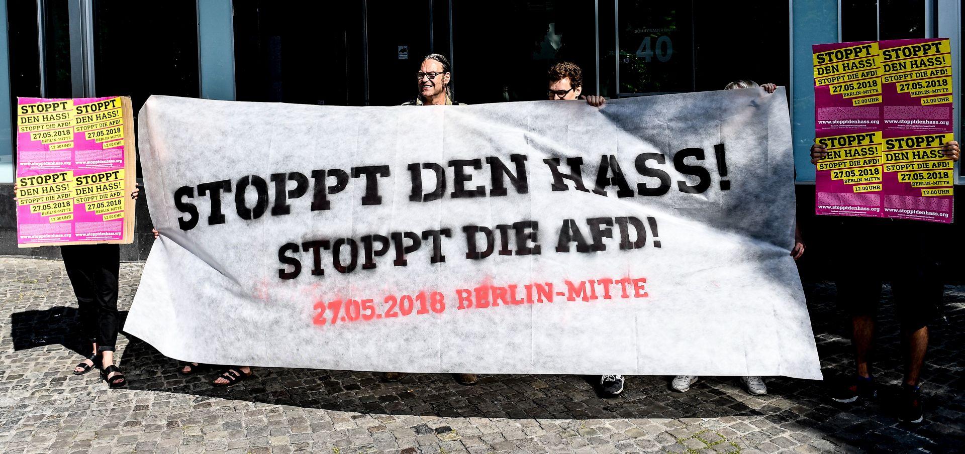 U Berlinu se očekuje 10.000 na skupovima krajnje desnice i protivnika