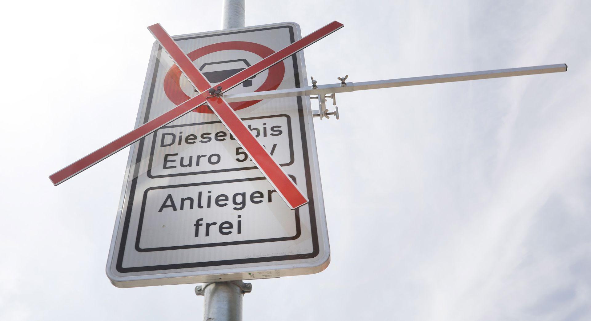 Hamburg uveo zabrane za dizelaše