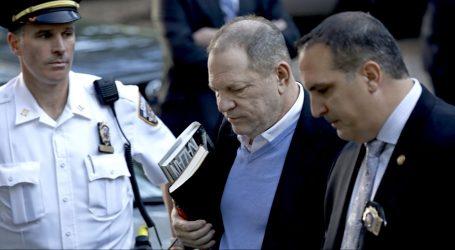 Weinsteinu odbačena jedna točka optužnice