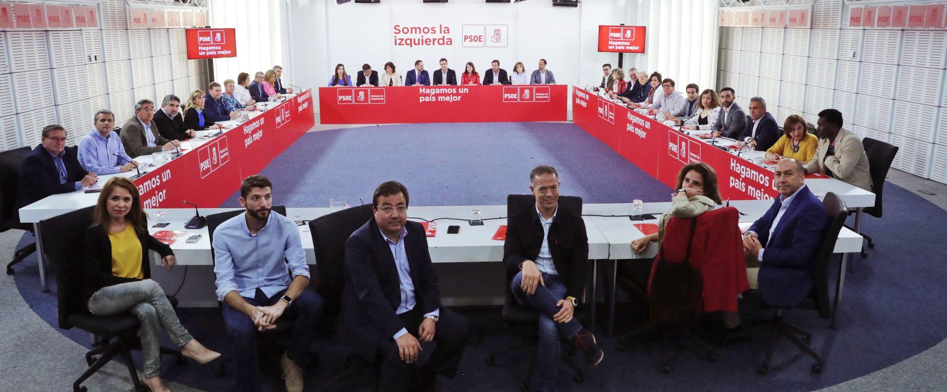 Španjolska oporba traži prijevemene izbore