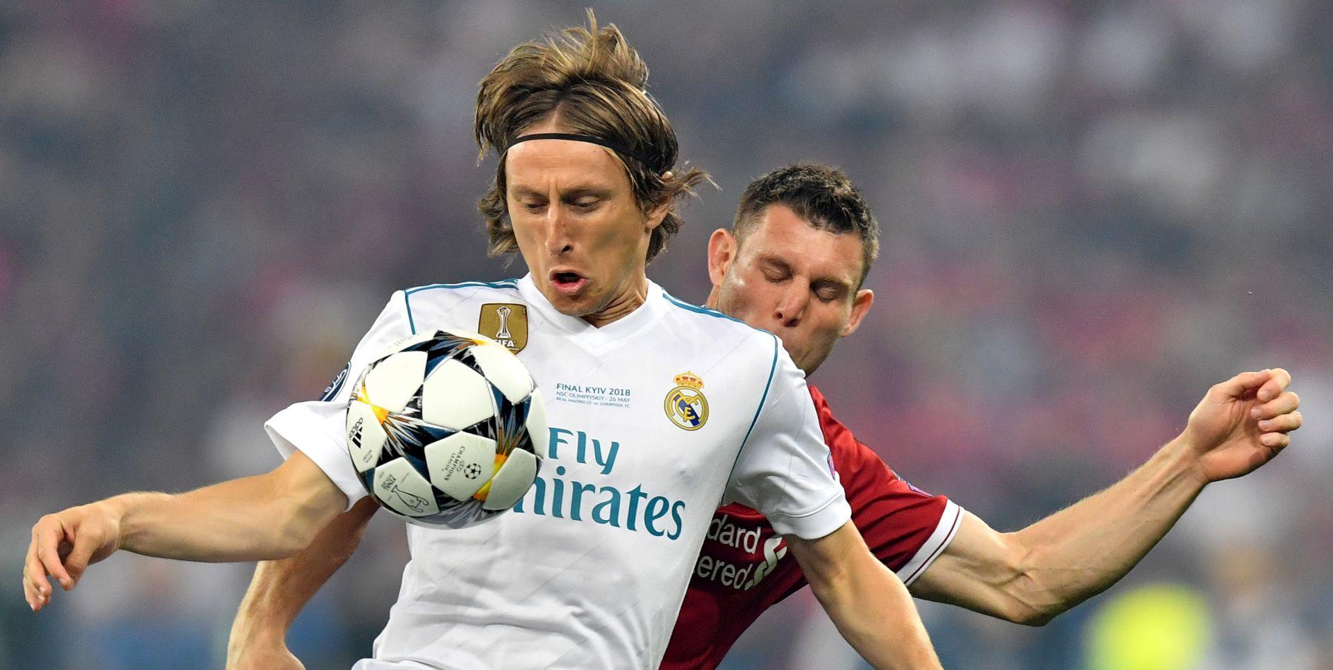Juventus pripremio udicu za Modrića