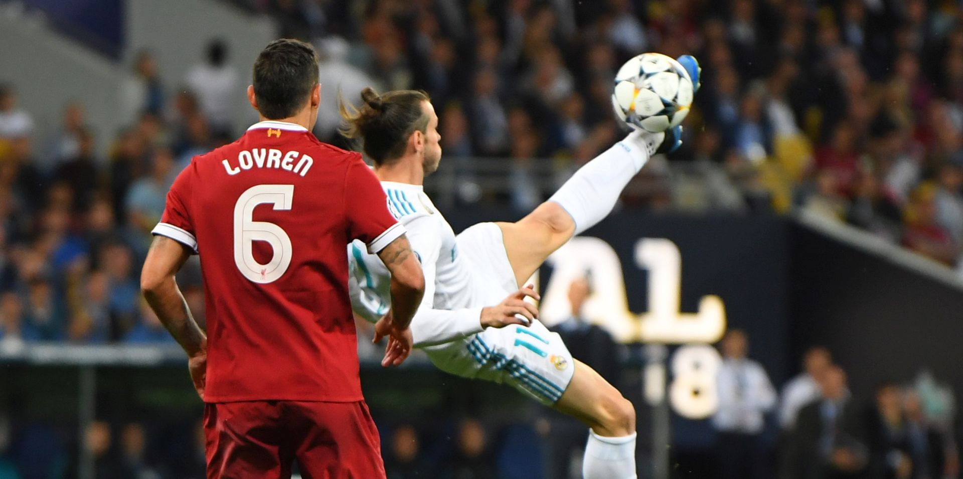 FOTO: OPET NA KROVU EUROPE Bale junak Reala, Karius apsolutni tragičar 'Redsa'