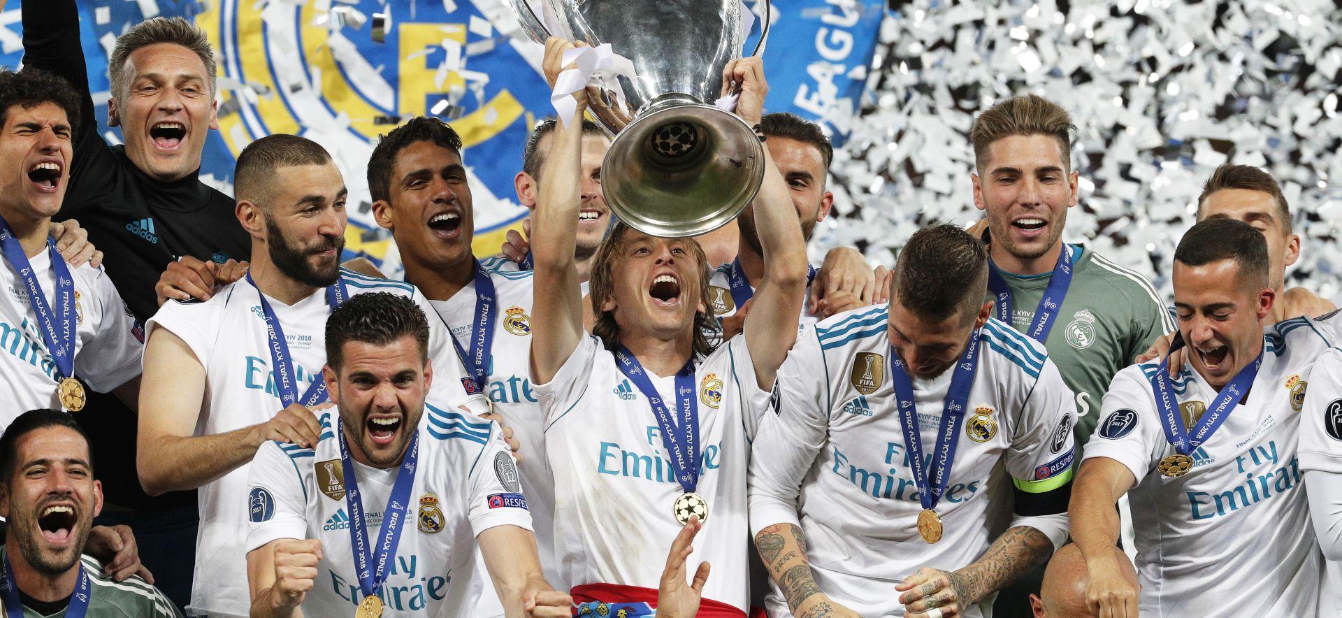 Luka Modrić najbolji igrač Europe po izboru UEFA-e