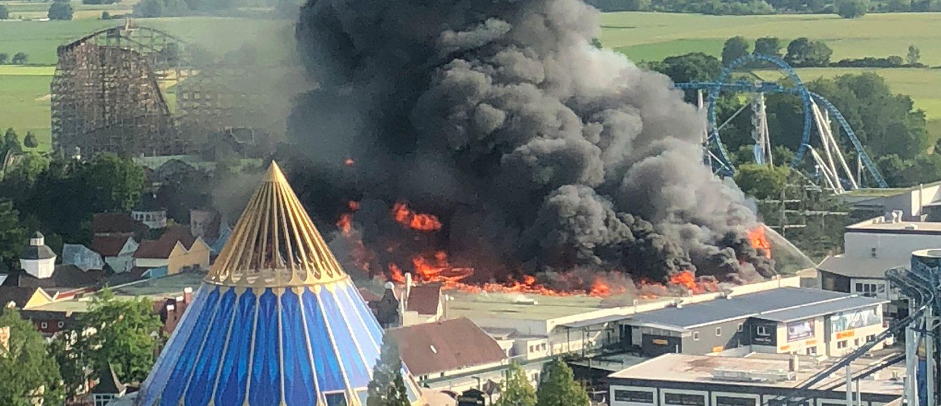 Sedam osoba lakše ozlijeđeno u Europa-Parku u Njemačkoj