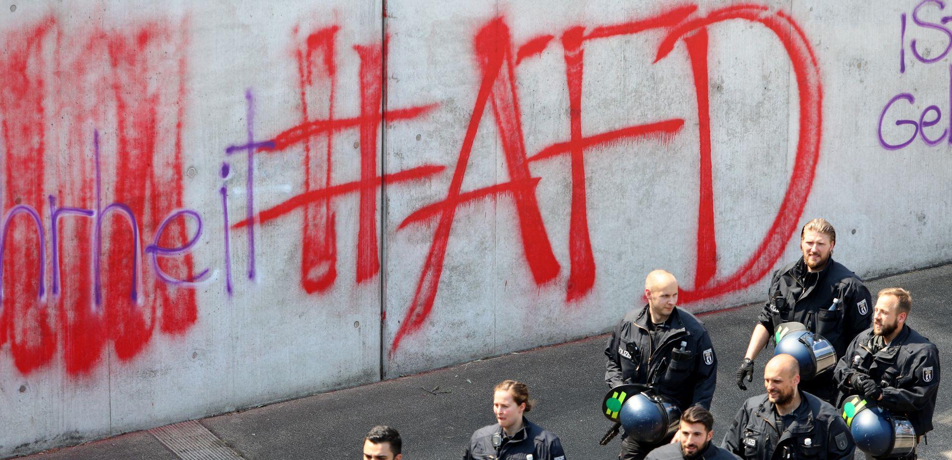 """AfD """"Nacizam je tek sitna mrlja na slavnoj njemačkoj nacionalnoj povijesti"""""""
