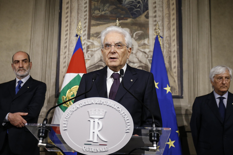 ITALIJA Cottarelliju mandat, zemlja pred novim izborima