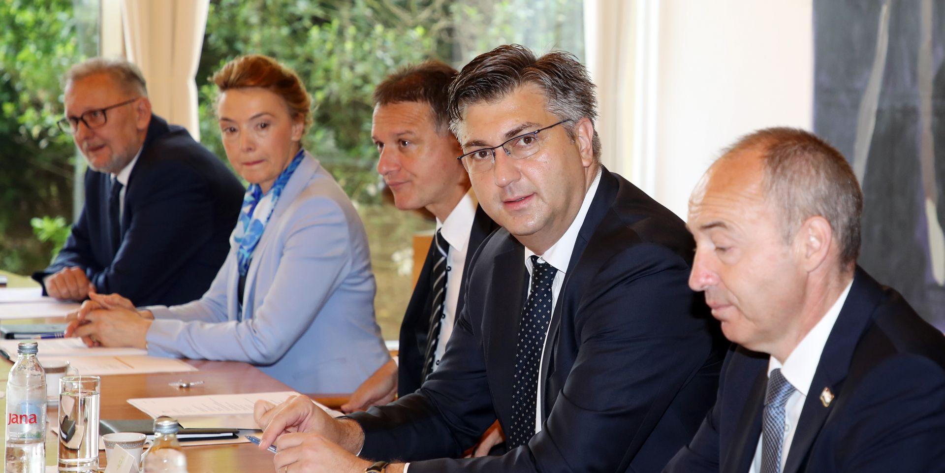 NESLUŽBENO Plenković neće sazvati zajedničku sjednicu Vlade