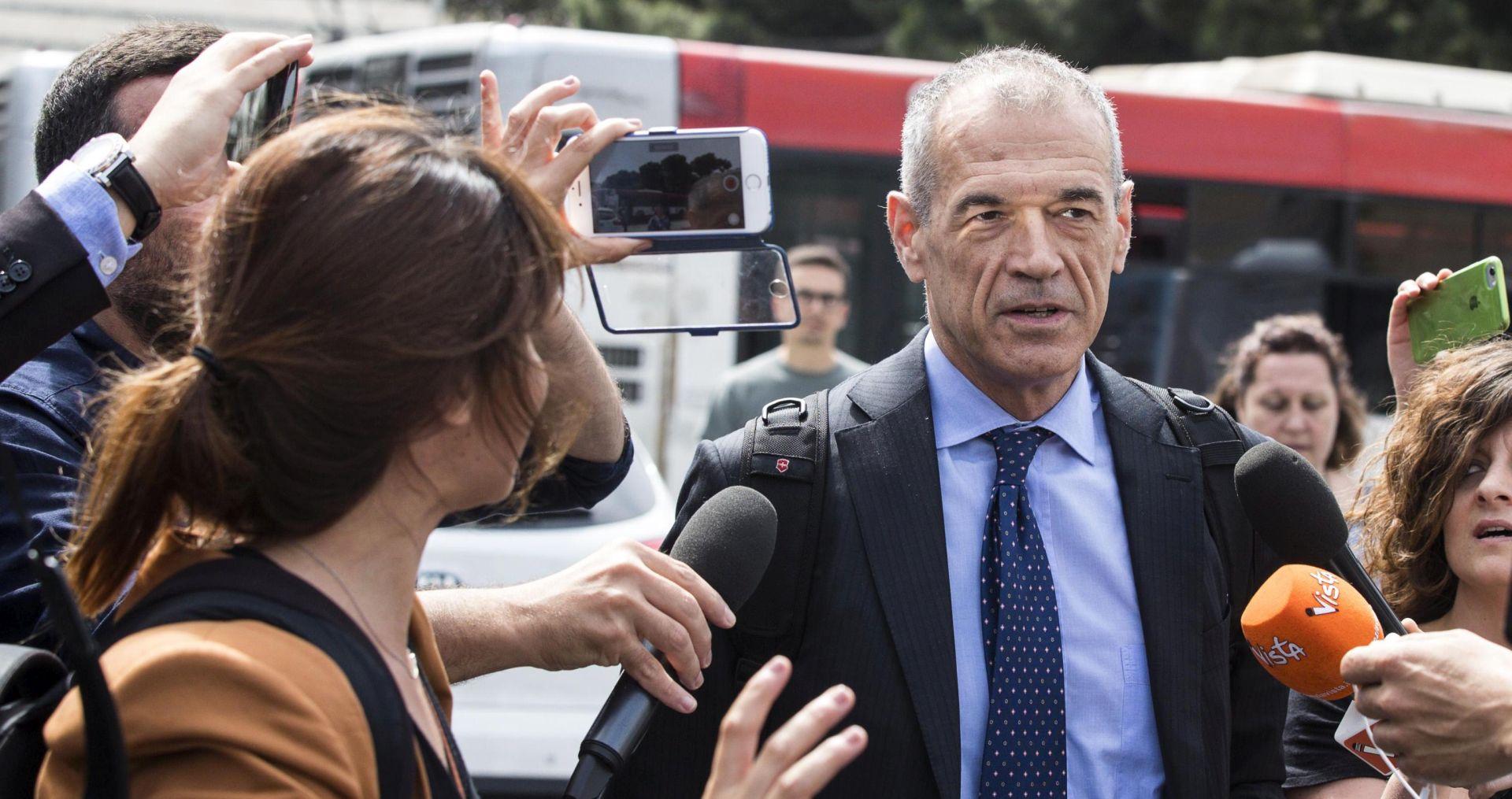 Mattarella uručio mandat za sastav vlade Cottarelliju
