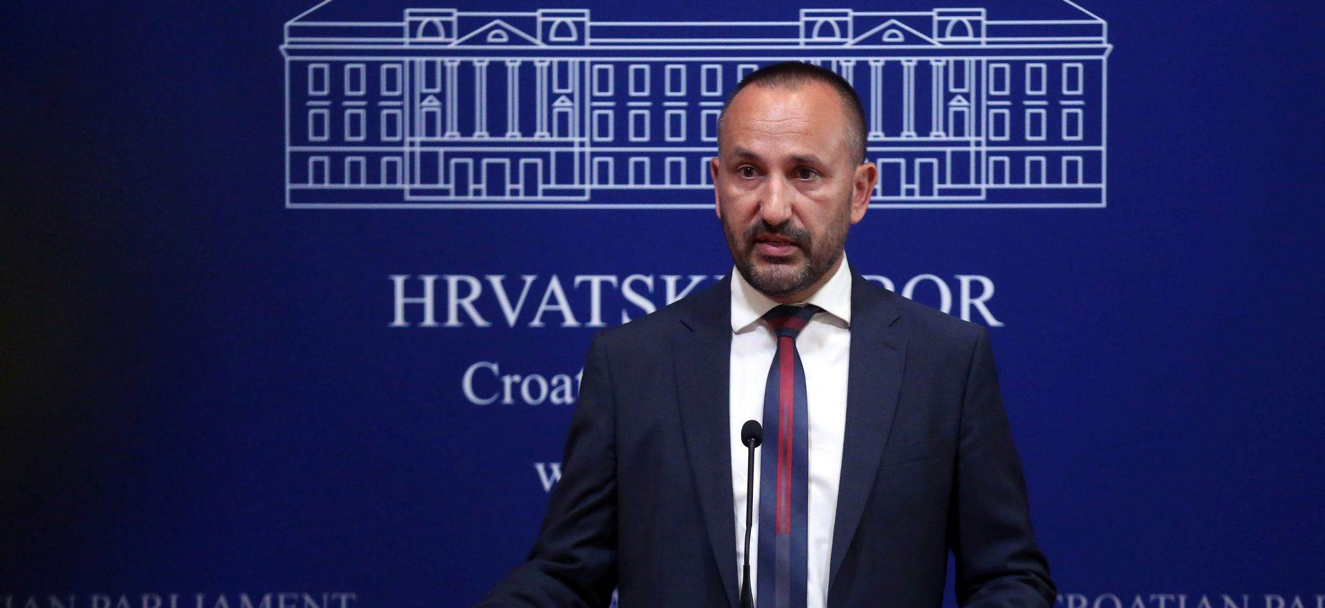 Zekanović kritizirao MVEP