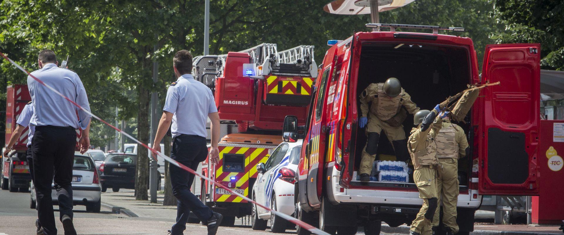 NOVI DETALJI U Liegeu ubijene dvije policajke, prolaznik i napadač