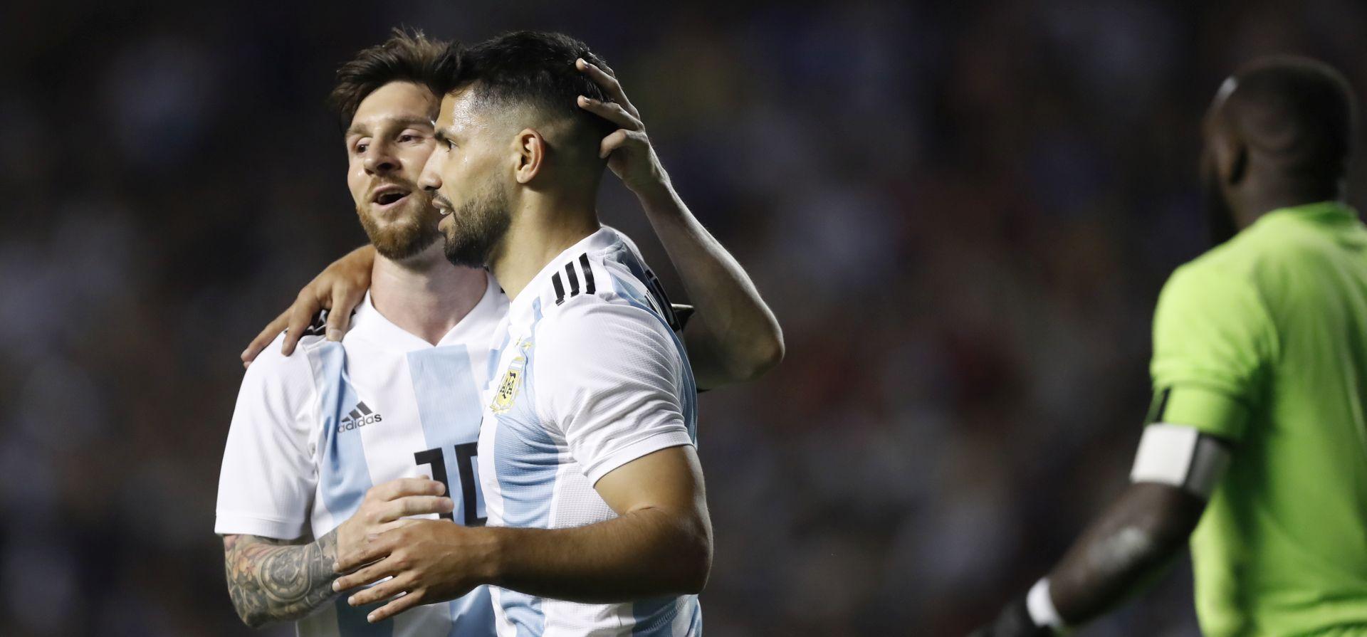 Hat-trick Messija u posljednjoj provjeri Argentine uoči SP-a