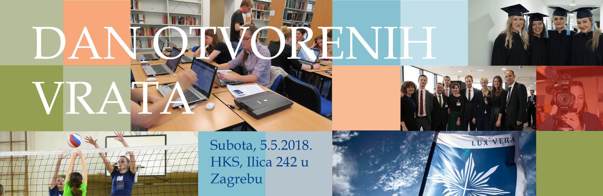 Dan otvorenih vrata na Hrvatskom katoličkom sveučilištu