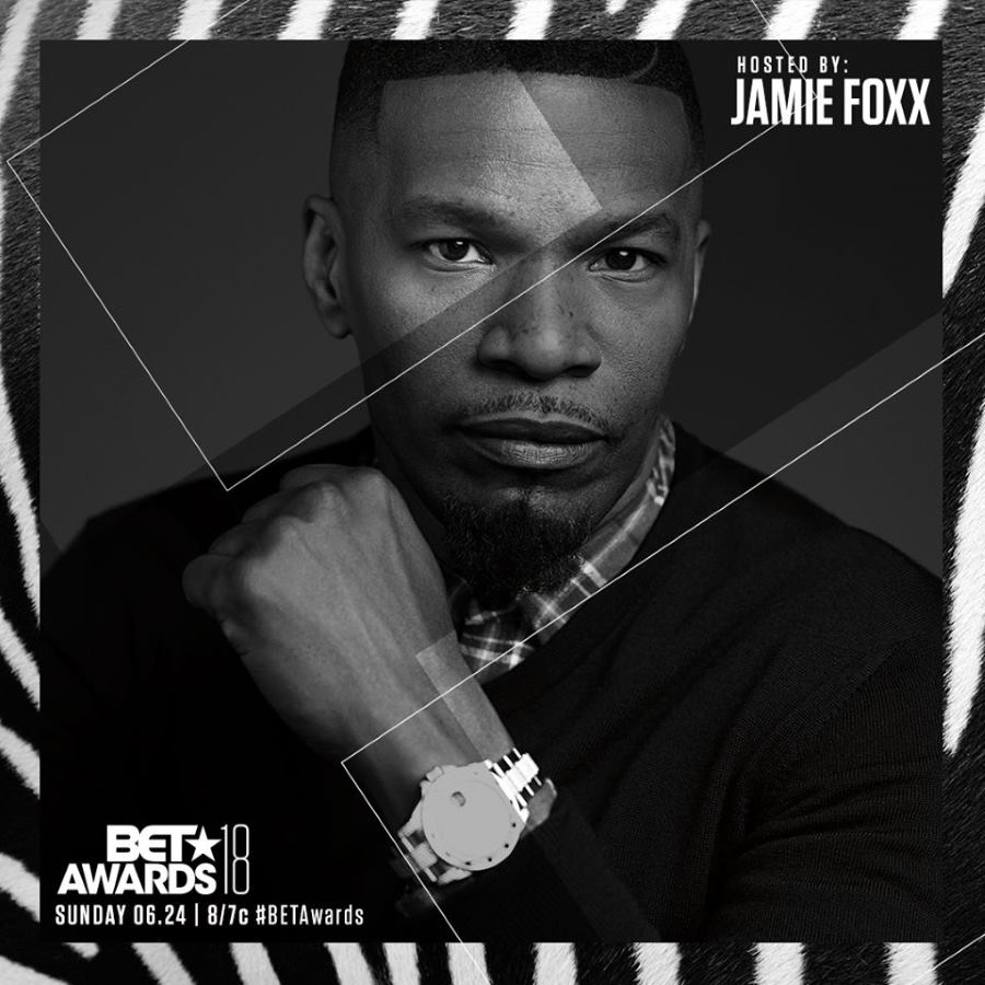 VIDEO: Jamie Foxx će voditi dodjelu nagrada BET Awards 2018