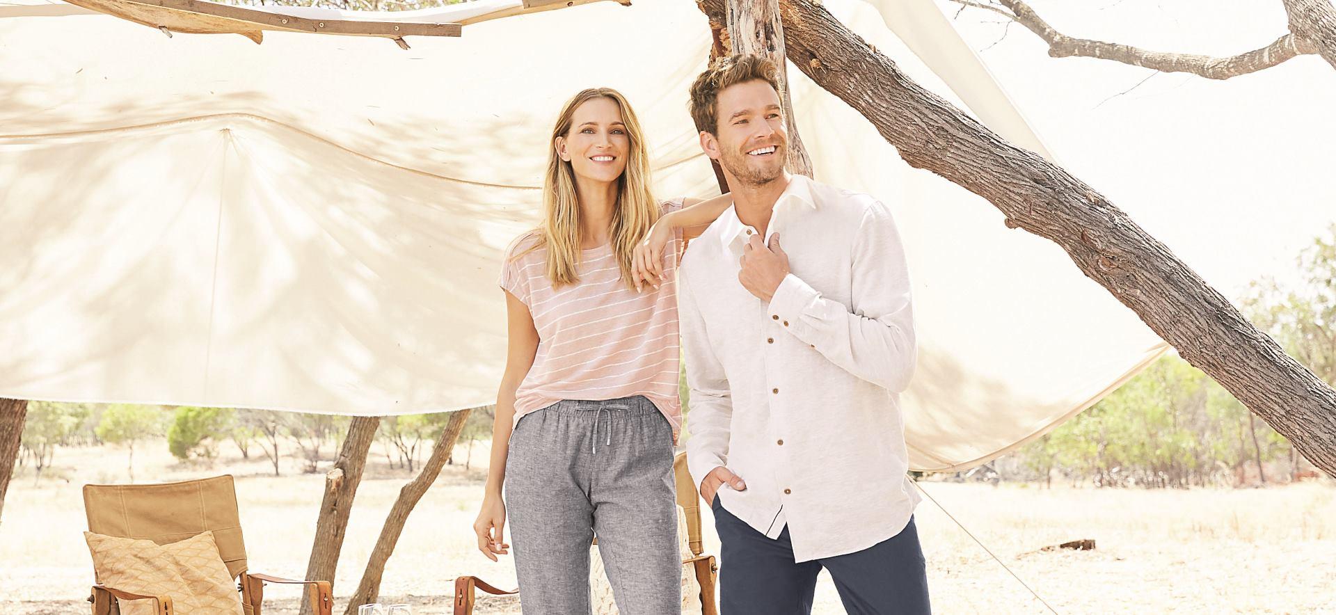 Ugodne lanene košulje idealne za ljeto