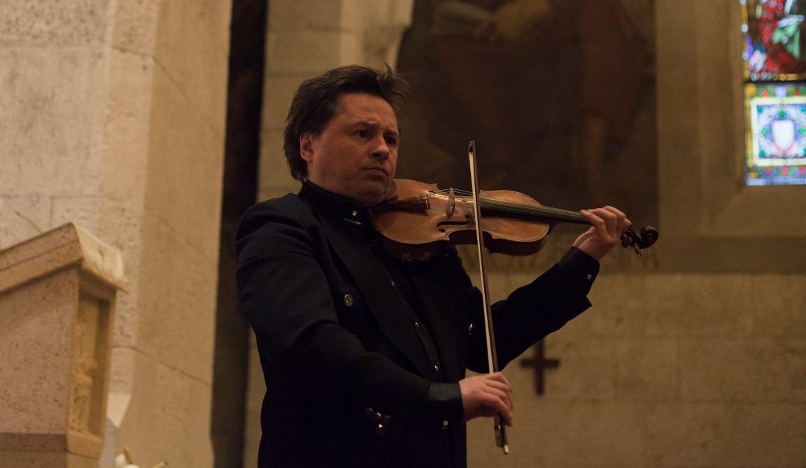 FESTIVAL SV. MARKA Brojni posjetitelji uživali u muziciranju renomiranih glazbenika