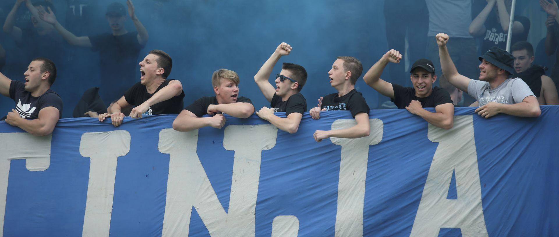 HNS za finale u Vinkovcima na tribine zajedno stavio Boyse i Torcidu